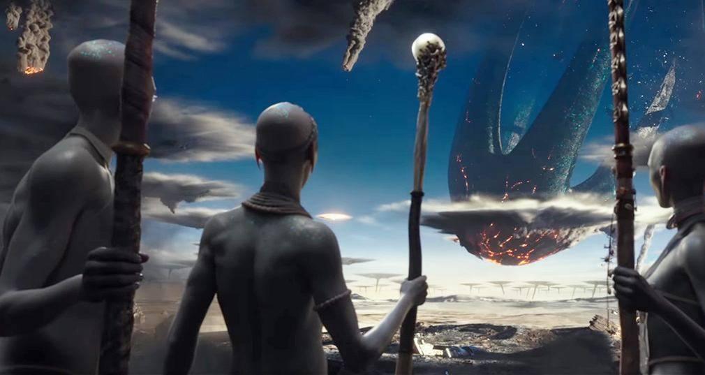 Valerian e la citta dei mille pianeti Alieni