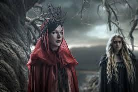 Hellboy Nimue Regina di Sangue Alice Monaghan
