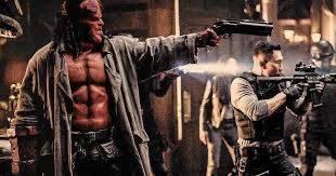 Hellboy Sparatoria