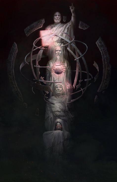 La prima legge. Trilogia di Joe Abercrombie_Non prima che siano impiccati - Statue