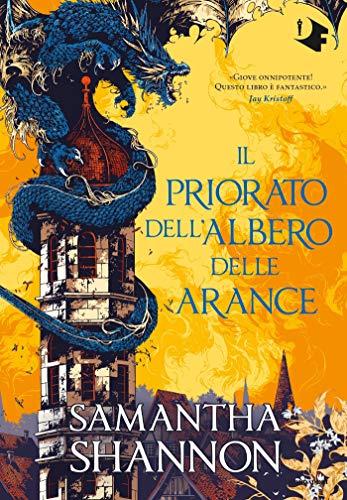 Il priorato dell'albero delle arance di Samantha Shannon