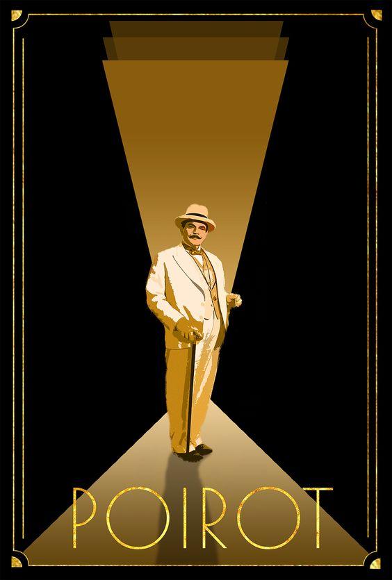 Poirot. Tutti i racconti di Agatha Christie_Poirot in stile Il grande Gatsby