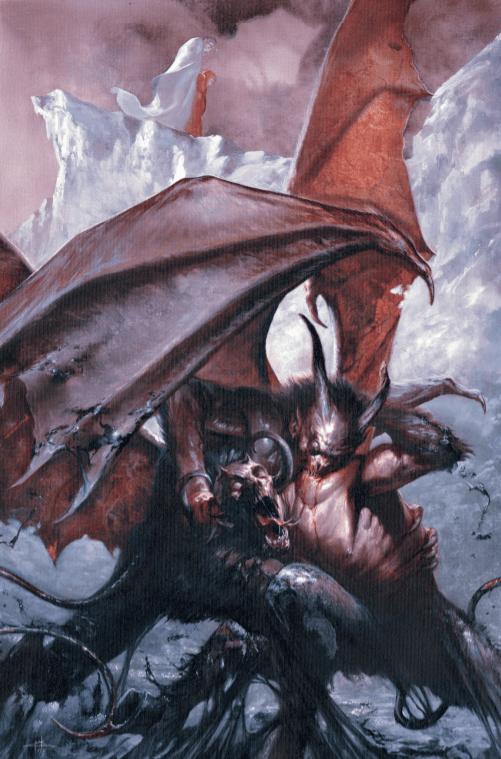Inferno di Dante Demoni