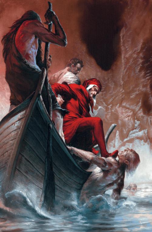 Inferno di Dante Iracondi