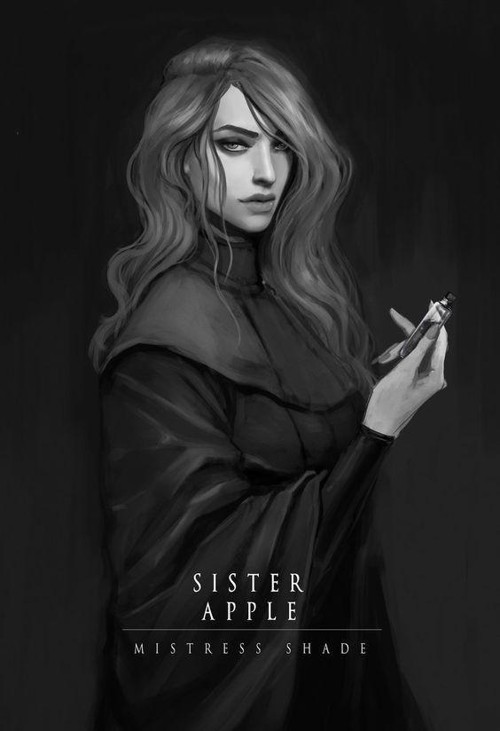 Nona Grey. Trilogia_Donna monaca
