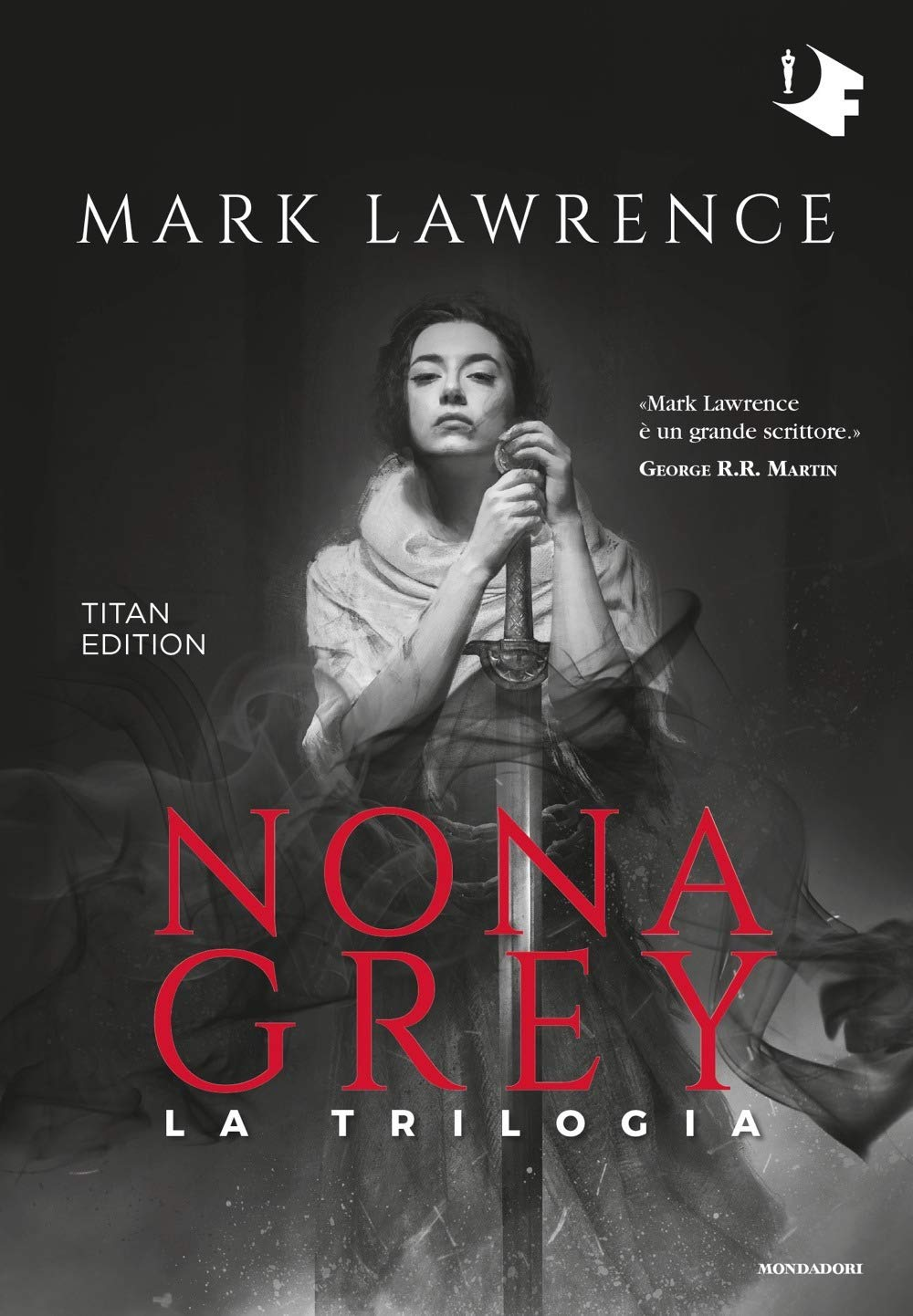 Nona Grey. Trilogia di Mark Lawrence