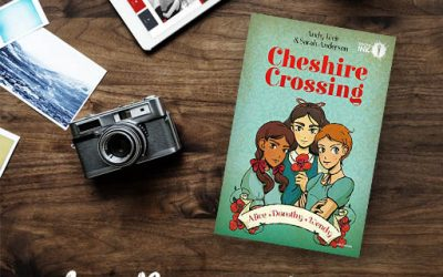 Cheshire Crossing. Alice, Wendy e Doroty