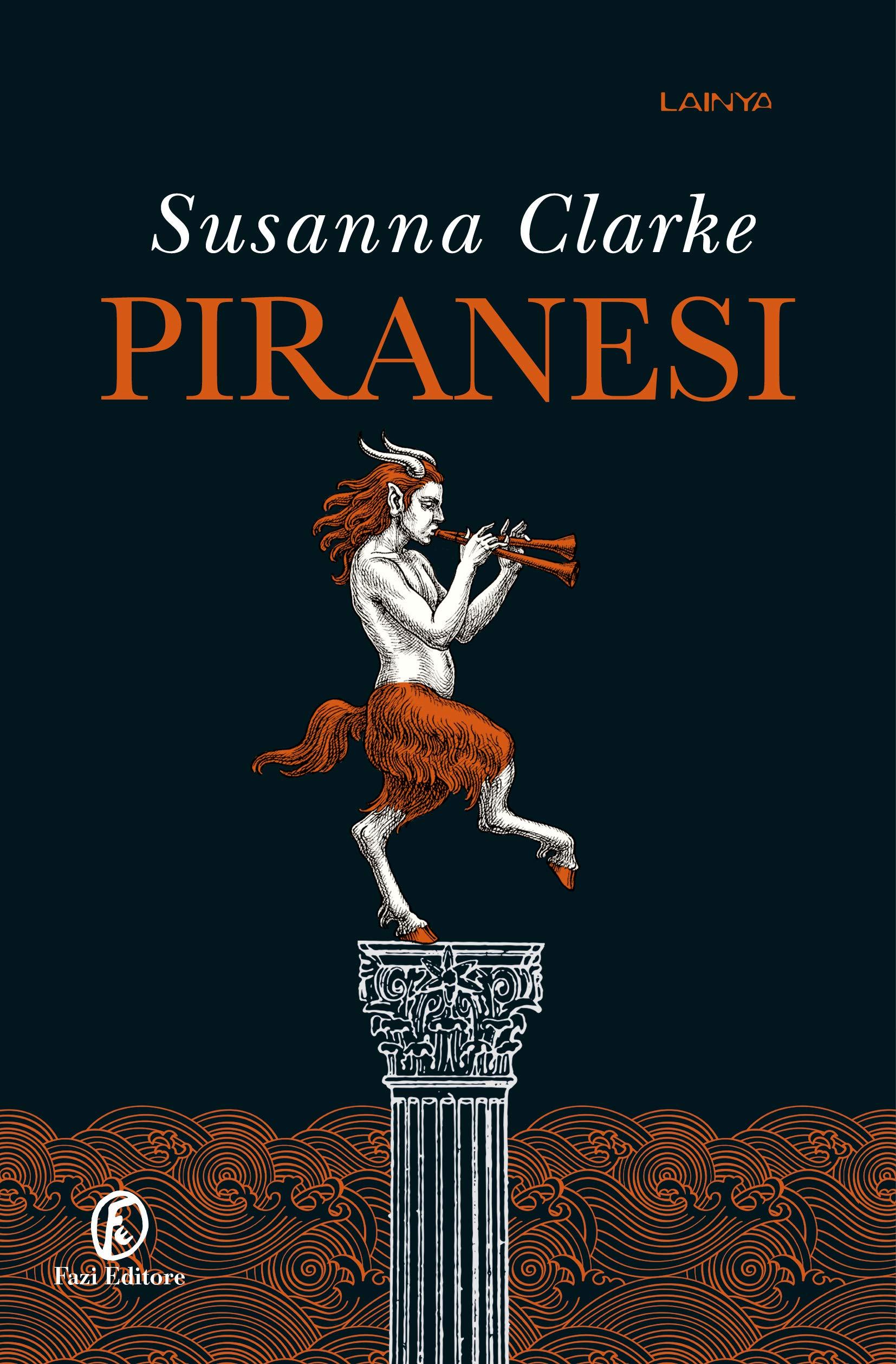 Piranesi di Susanna Clarke