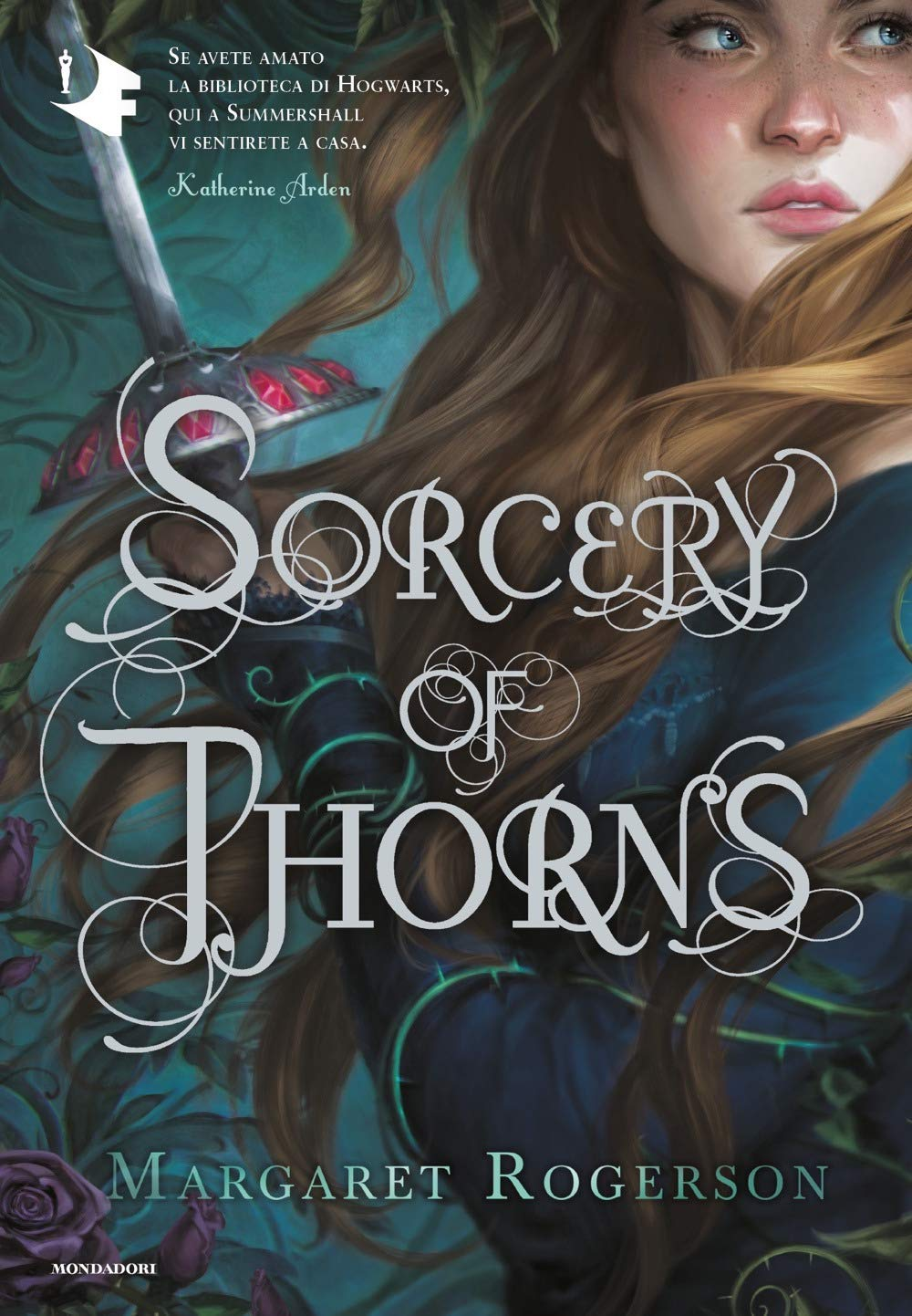 Sorcery of thorns di Margaret Rogerson