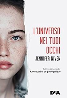 L'universo nei tuoi occhi di Jennifer Niven