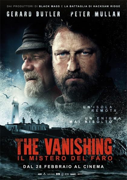 The Vanishing. Il mistero del faro_Regia di Kristoffer Nyholm