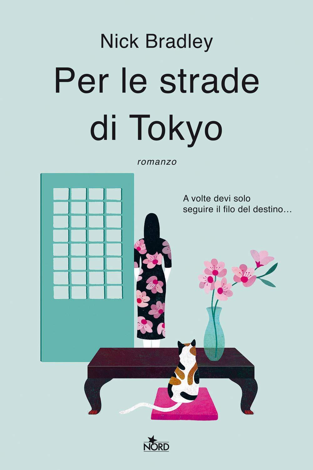 Per le strade di Tokio di Nick Bradley