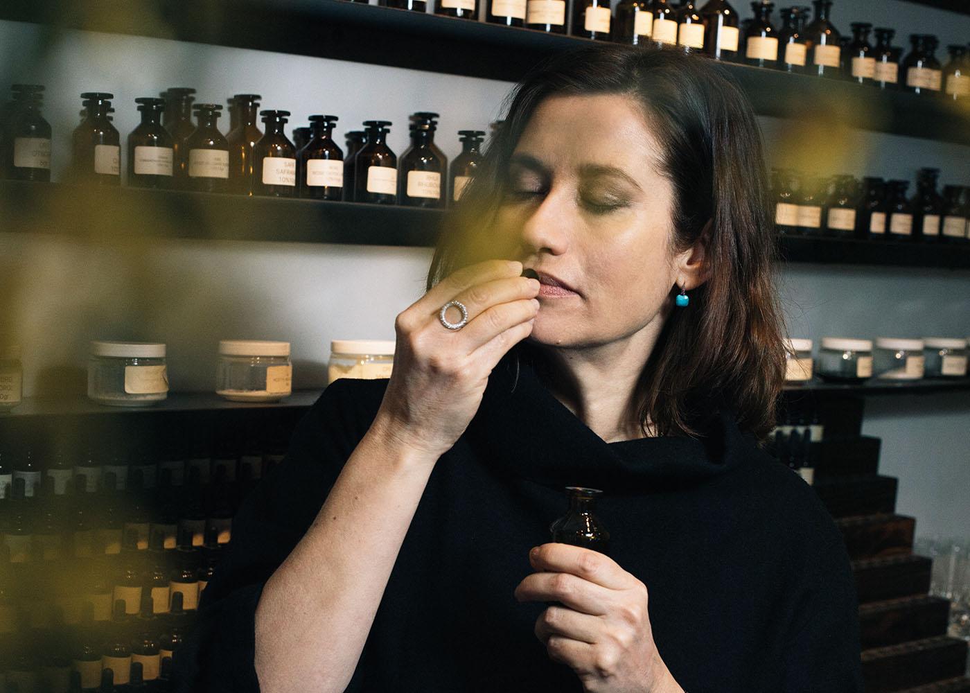 I Profumi di Madame Walberg. Les Parfums_Emmanuelle Devos