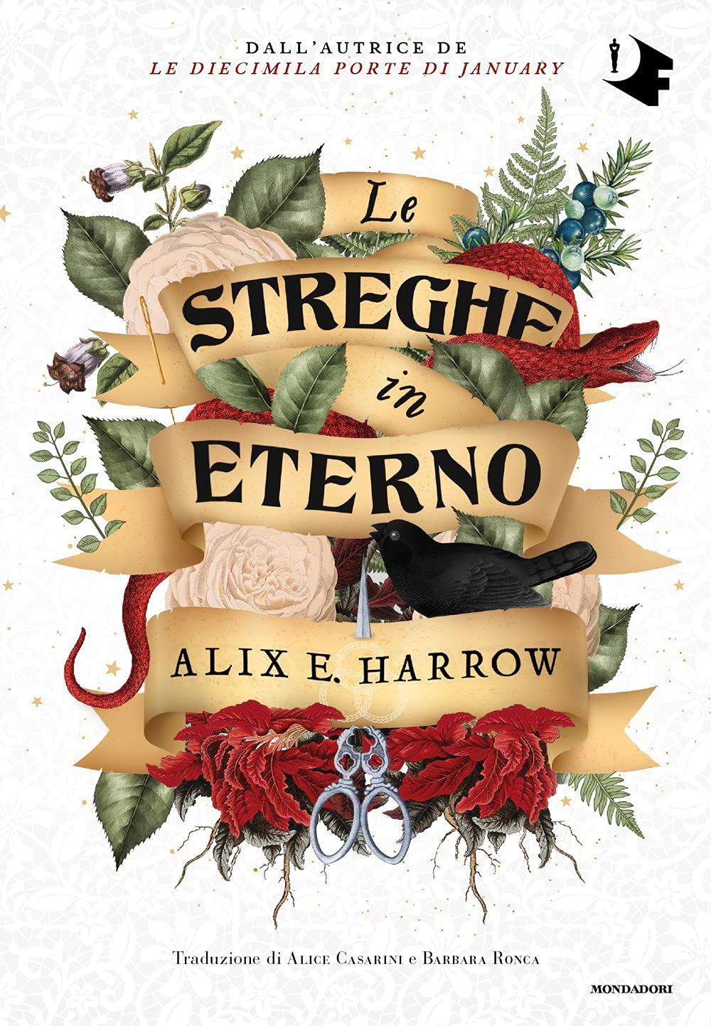 Le streghe in eterno di Alix E. Harrow